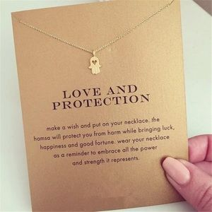 Jewelry - Love & Protection Necklace